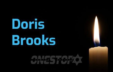 DORIS BROOKS