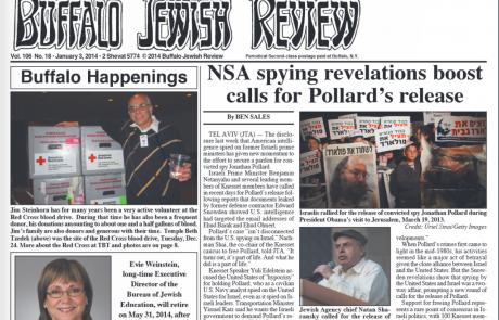 Jan – 03 – 2014 | Buffalo Jewish Review