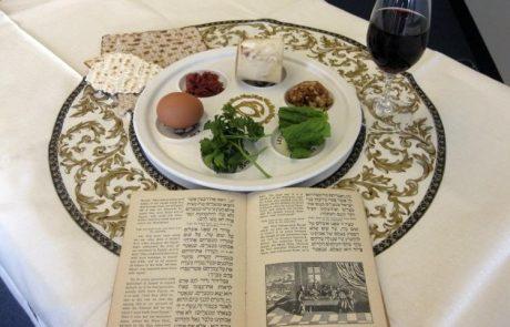JDC Community Passover Seder