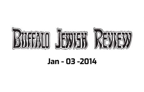 Jan – 17 – 2014 | Buffalo Jewish Review